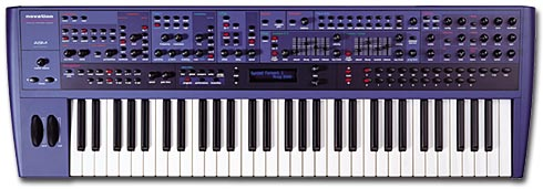 Novation SuperNova II Key Version